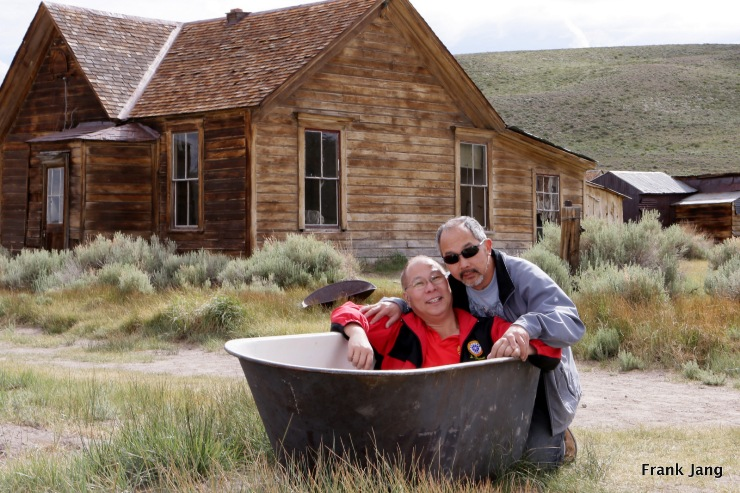 Bodie State Historic Park (Photo by Frank Jang)